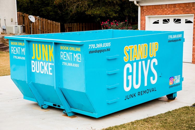 Dumpster Rental for Your Clean Up Projects